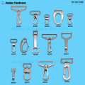 Popular Flat Strap Trigger Hooks For Dog Leashes Lanyards or Bag Straps