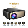 CHEERLUX Mini Projector Wifi Projector