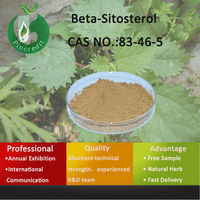 Natural Beta-Sitosterol/Organic Beta-Sitosterol/Beta-Sitosterol CAS NO.:83-46-5
