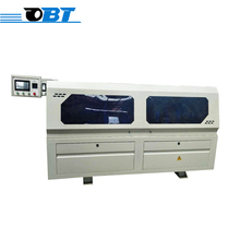 OBT-FA5 automatic portable pvc curve wood edge banding machine for sale