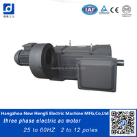 NHL wholesale price induction 55kw electric ac motor