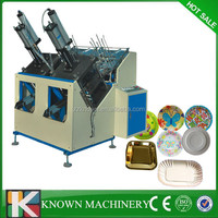 Full automatic high speed disposable dishes making machine,disposable dishes forming machine