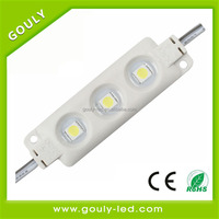 Waterproof Good Price CE Certified 0.72W 5050 3 SMD LED Module
