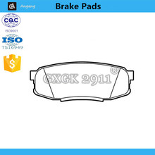 AG-BK0920 Hot Sale Auto Brake Pads for Lexus / Toyota