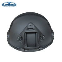 High anti impact bullet proof tactical helmet for special police