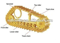 Track shoe for excavator, track chain,track shoe for crawler crane