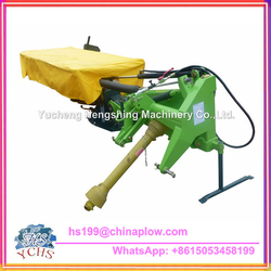 Agricultural disc mower weed cutting machine for YTO tractor