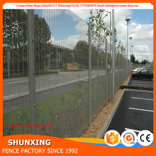 Easy installation hot sale galvanized 358 high security security fence for airport