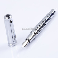 luxury chinese steel fountain pen