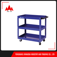hot selling mobile motorcycle food cart tool box trolley