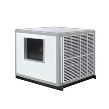 Evaporative industrial celsius custom made honeycomb centrifuge machine air cooler