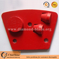 High effectively diamond grinding pcd tools for removal and grinding concrete coatings