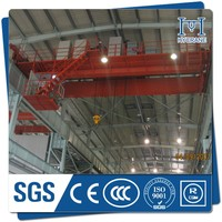 Overhead crane , mechanical workshop equipment