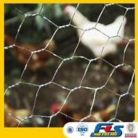 1/4 inch galvanized chicken wire mesh/Chicken coop galvanized wire mesh