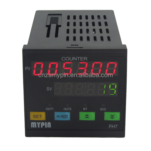 FH7-6CRNB Length-measure counter