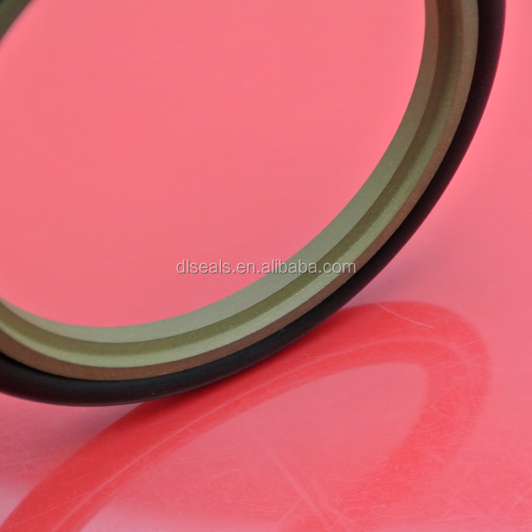 hydraulic <strong>seals</strong> manufacturers green color GSJ 165*180.5*6.3