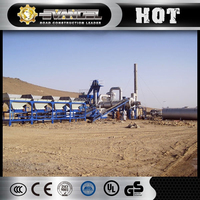 Supply 60t/h cold mix asphalt plant Roady DHB60 asphalt mixing plant