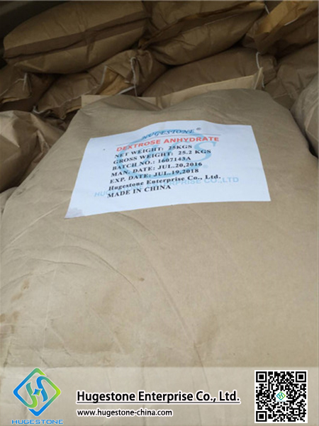 Provide High quality Dextrose Anhydrous 50-99-7 with comptitive price