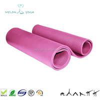 yoga mats and yoga balls eco friendly/Custom PVC soft massage fitball yoga exercise ball