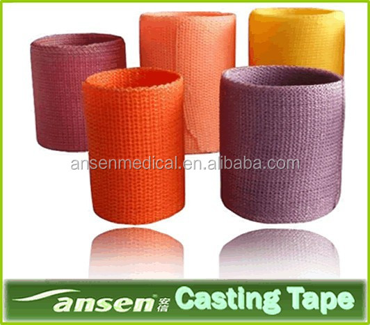 Health Products Medical consumable Fiber glass casting bandage made in china