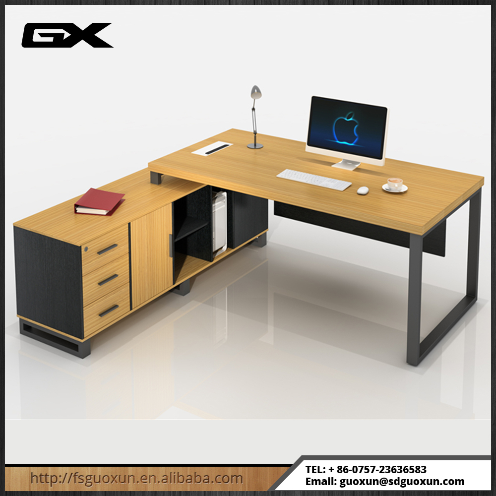 Commercial Furniture Modern Executive Desk Office Table Design
