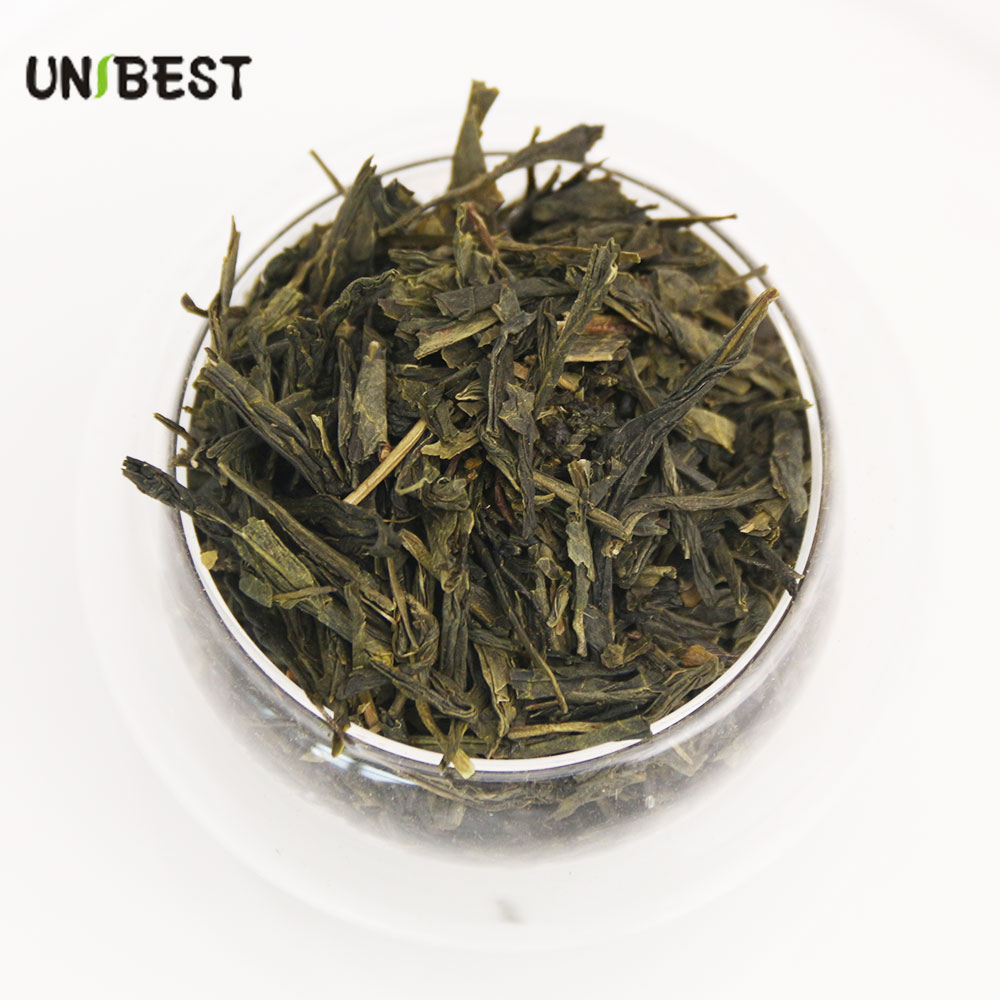 Chinese Hot Sale best brands 8911 SENCHA green tea