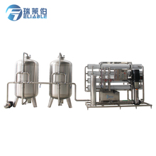 Reverse Osmosis River Water Filter Machine For Drinking Pure Water
