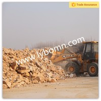 China high density with low price refractory powder/cement
