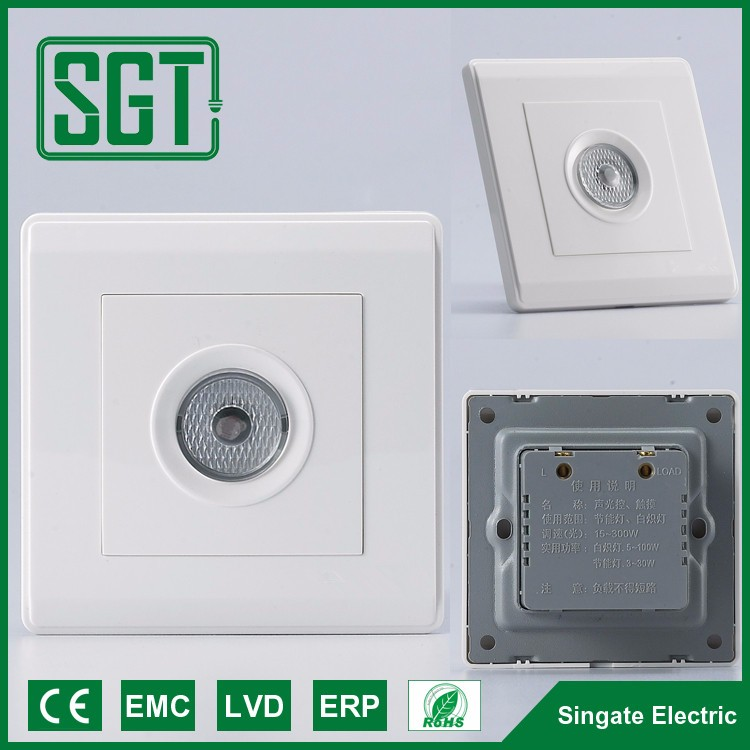 voice control light switch Voice delay switches