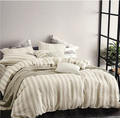 100% pure linen stone washed soft bed set bed sheet set