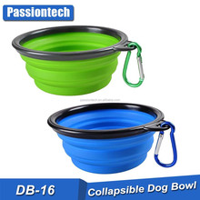 private label dog food bowls Collapsible