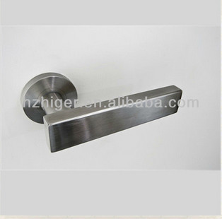 HGMC-L001custom aluminium die casting parts machine price furniture equipment handlebar