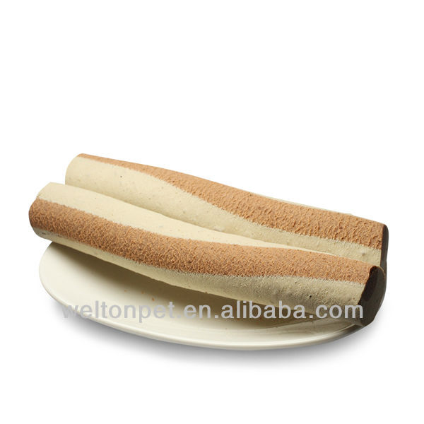 Milk with Meat Filling dog dental chew