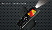 Hot selling product IPRO Bee II 1.44 inch quad band dual sim feature phone strong battery screen mobile 2g 32MB +32MB