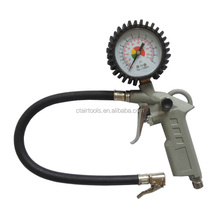 Tire inflator with Pressure gauge Tire inflator gun