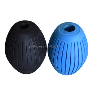 OEM High Quality Custom EVA Fishing Float Oval EVA Foam Fishing Buoy Float