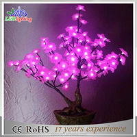 Buy lighted cherry tree artificial plant in China on Alibaba.com