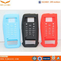 Various Pantone Color protect interphone cover customize silicone case for interphone