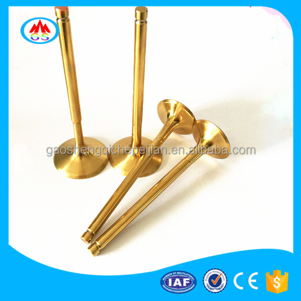 For Honda Gn5 Ex5 C100 C100ex Gx 340 390 270 XL75 XL 75 engine valves Rigid quality motorcycle spare parts
