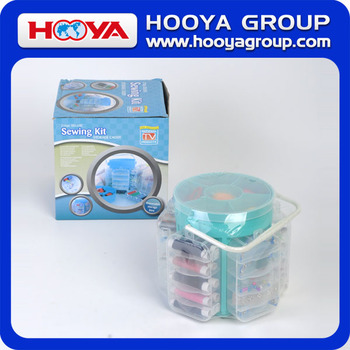 as seen on TV 210pcs Travel Sewing kit