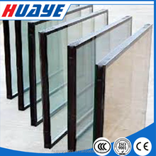 insulated glass double glazing glass for low-e curtain wall glass