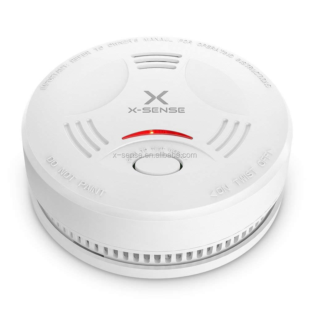SD13 Standalone Smoke Detector <strong>10</strong> years Photoelectric CE certified fire <strong>alarm</strong> smart wifi cigarette smoke detector <strong>alarm</strong>