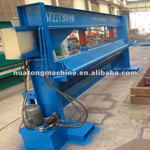 Colored hydraulic steel cutter equipment