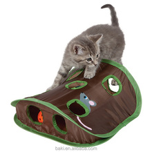 Plastic Natural Cat Toys With Mouse Cat Toys Wholesale