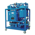 ZHONGNENG Brand Turbine Series Demulsified Oil Regeneration Purifier Machine