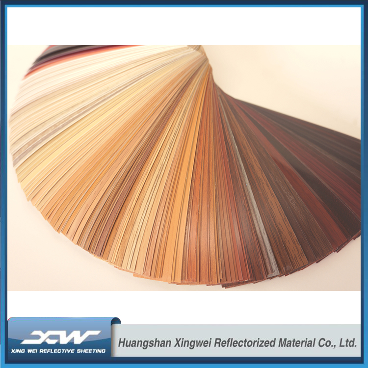 Professional Factory Made Wood Finished Rubber Countertop Edging Strip