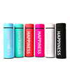 304 18/8 Double Wall Insulated Stainless Steel Vacuum Flask Thermos Hot Cold Outdoor Running Sport Water Bottle with Custom Logo
