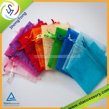 Wholesale organza custom organza bag