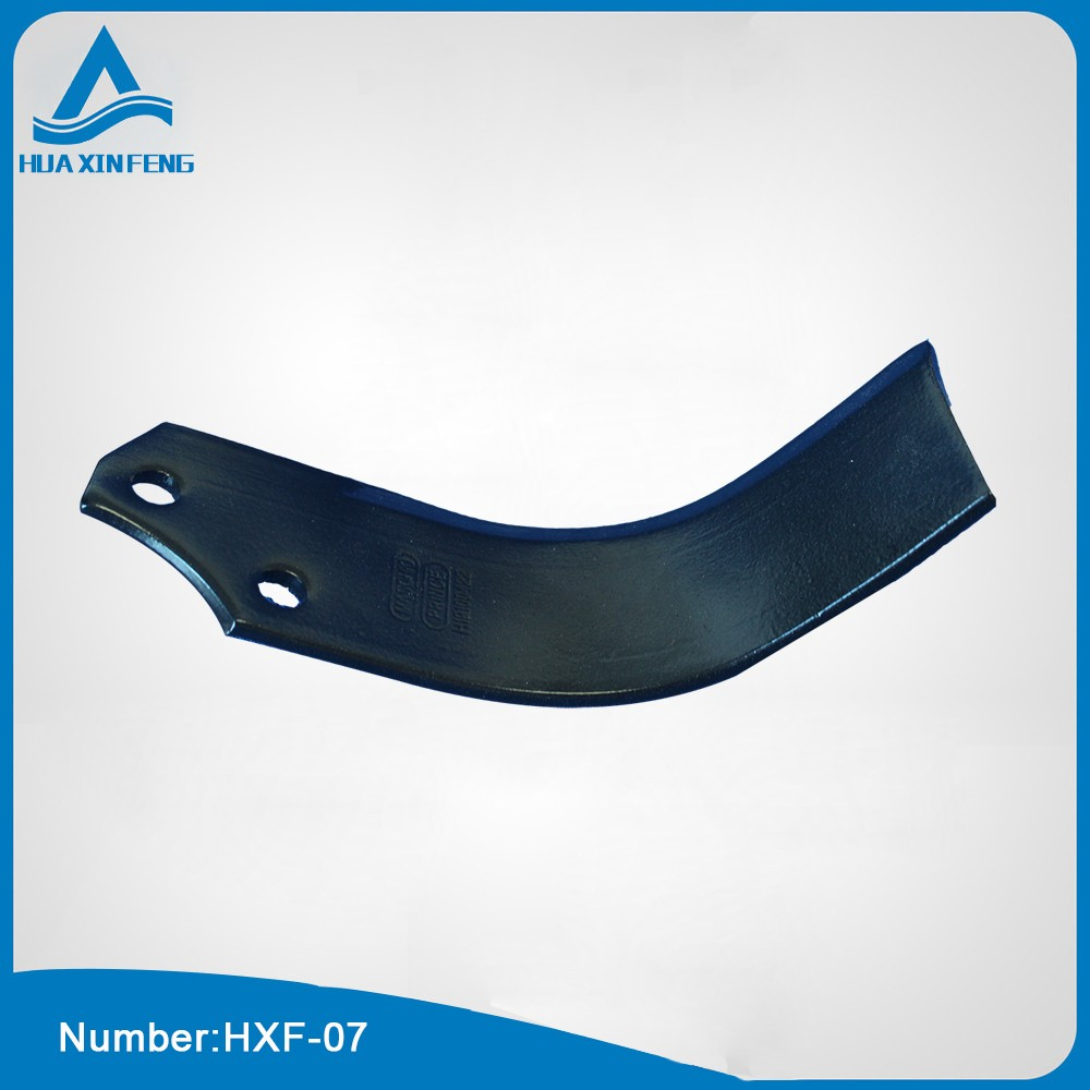 cultivator parts rotary tiller blade
