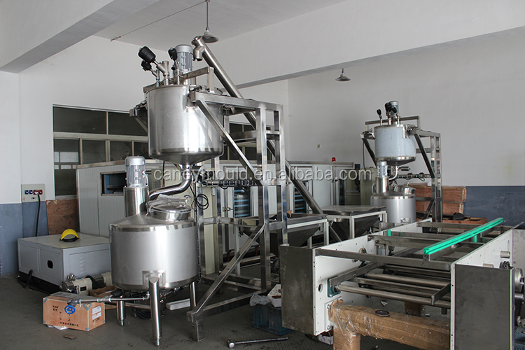 Candy making machine lollipop machine ,lollipop candy production line